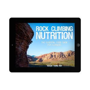 Rock Climbing Nutrition eBook