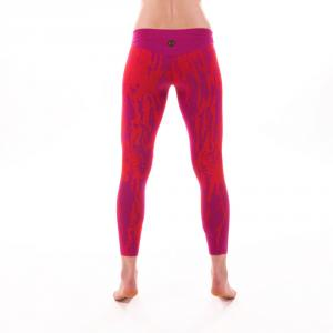 TITAN Bark  Tree Loving Leggings I Fucsia