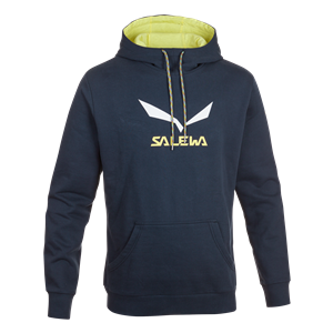 SOLIDLOGO COTTON MEN HOODY