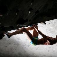 North Austin Rock Gym (NARG) by Aicacia Young