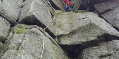 A picture from Stanage by Jacob Kepinski