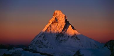 A picture from Matterhorn by Jon Griffith