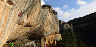 A picture from Margalef by Yannick Boissenot