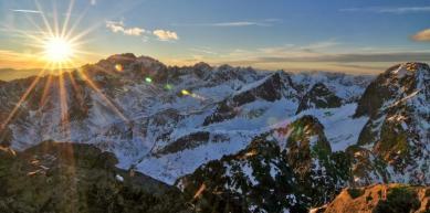 Prostredny hrot, High Tatras