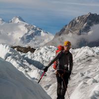 Aletschgletscher by Michal Keim