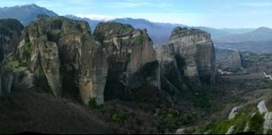 A picture from Meteora by berg. steirer