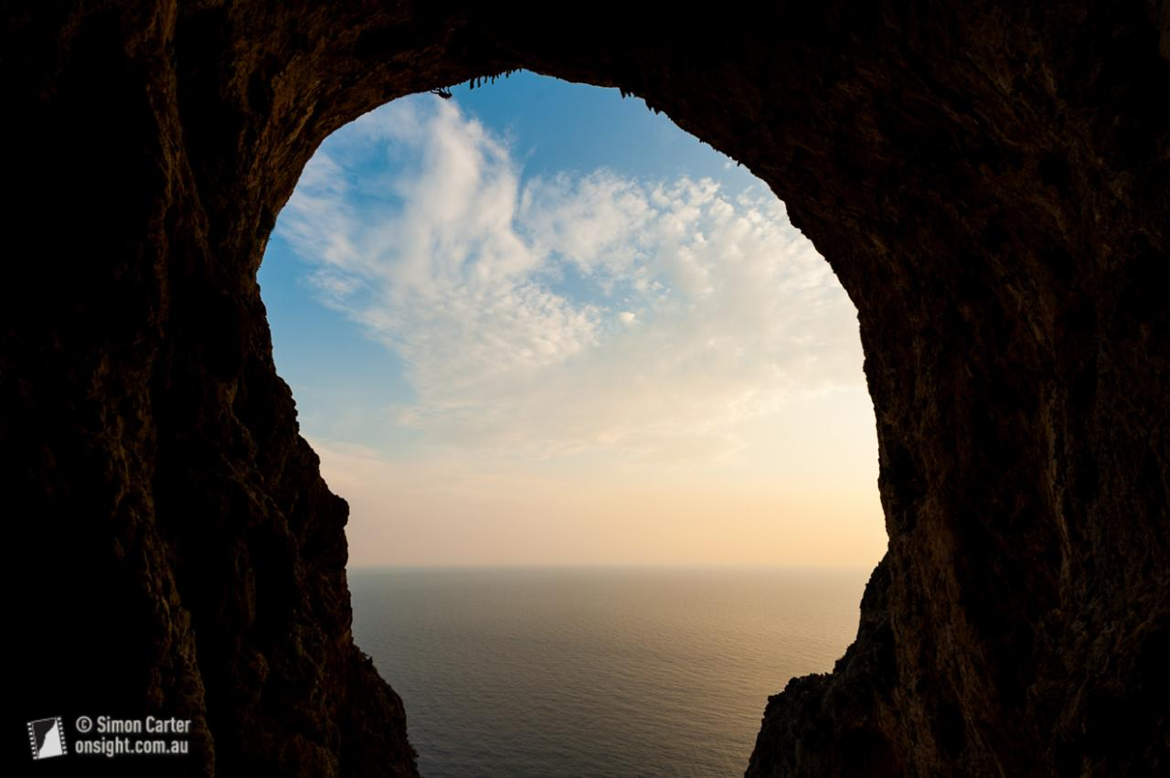 A picture from Kalymnos by Simon Carter