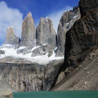 Torres del Paine by Atila Barros