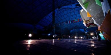 A picture from Boulder Worldcup Munich 2013 by Nicolas Altmaier