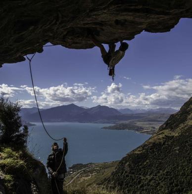 Wye Creek, New Zealand by Julian Onyszczuk