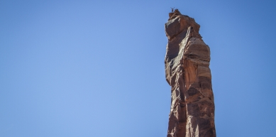 A picture from Canyonlands, UT by Goal Zero