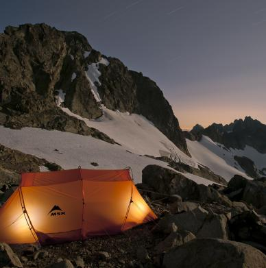 Tantalus Range (Serratus, Tantalus and Alpha mtn) by MSR / Mountain Safety Research
