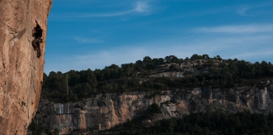 A picture from Siurana by Fabio Pezzali
