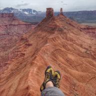 Moab, UT by chris vultaggio