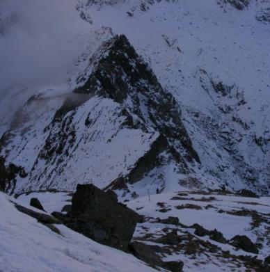 Caltun Peak,Făgăraș Mountains, Romania by Doru Ciobex