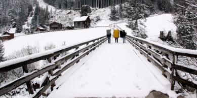 A picture from Zillertal by Agnieszka Ostrzalek