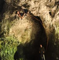 Jaskinia Mamutowa by Kamil Żmija