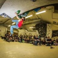 Kletterhalle Wien by Salewa