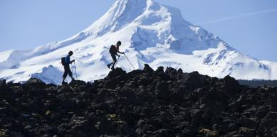 A picture from Hood River, Oregon by MSR / Mountain Safety Research