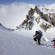 Aiguille verte by MSR / Mountain Safety Research