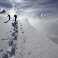 Aiguille du Midi by MSR / Mountain Safety Research