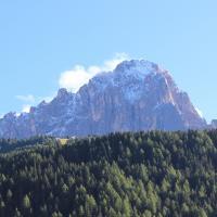 Sassolungo mountain by Chiara Parisi