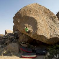 Spitzkoppe by Black Diamond