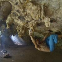 The Temple - Bouldering Cave Tonsai by Billbub Baggins