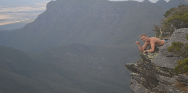 A picture from Bluff Knoll by Zedekiah Colback