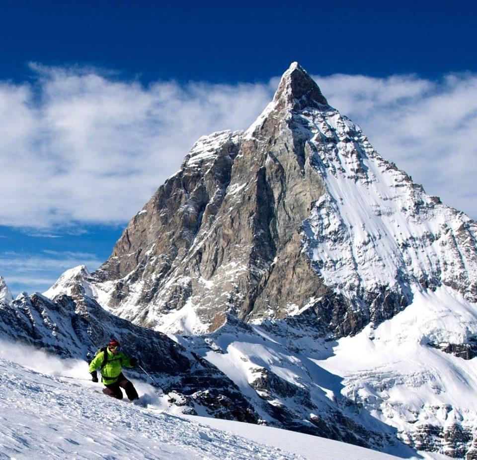 A picture from Matterhorn by Julia Brambilla Smith