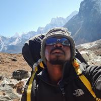 Everest Region by Dayan Sameera