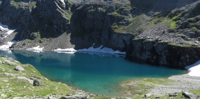 A picture from Laghi Tailly, Alagna Valsesia by Lucia Prosino