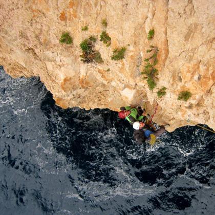 Wied iz-Zurrieq, Malta by Riva Luigi