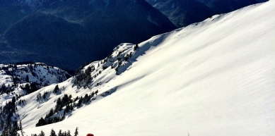 A picture from North Cascades, WA by Jacob Mandell