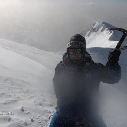 Mont Blanc / Monte Bianco by Biljana Serafimovska (POTH)