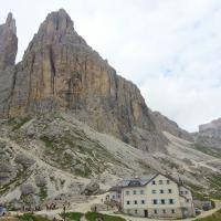Catinaccio, Trentino-Alto Adige, Italy by Letizia Antonielli