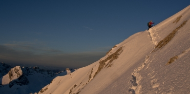 A picture from Zugspitz by Michi Wohlleben