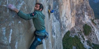 A picture from El Capitan by adidas Outdoor