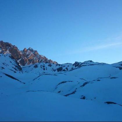 Glacier Blanc by Noémie Leroy P