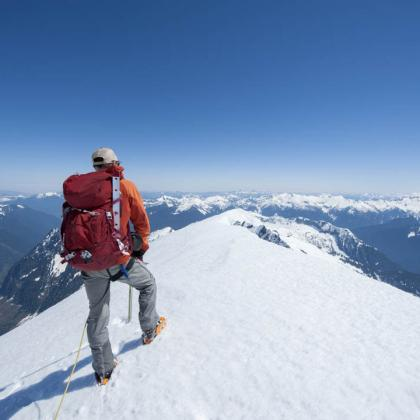 North Cascades, WA by MSR / Mountain Safety Research