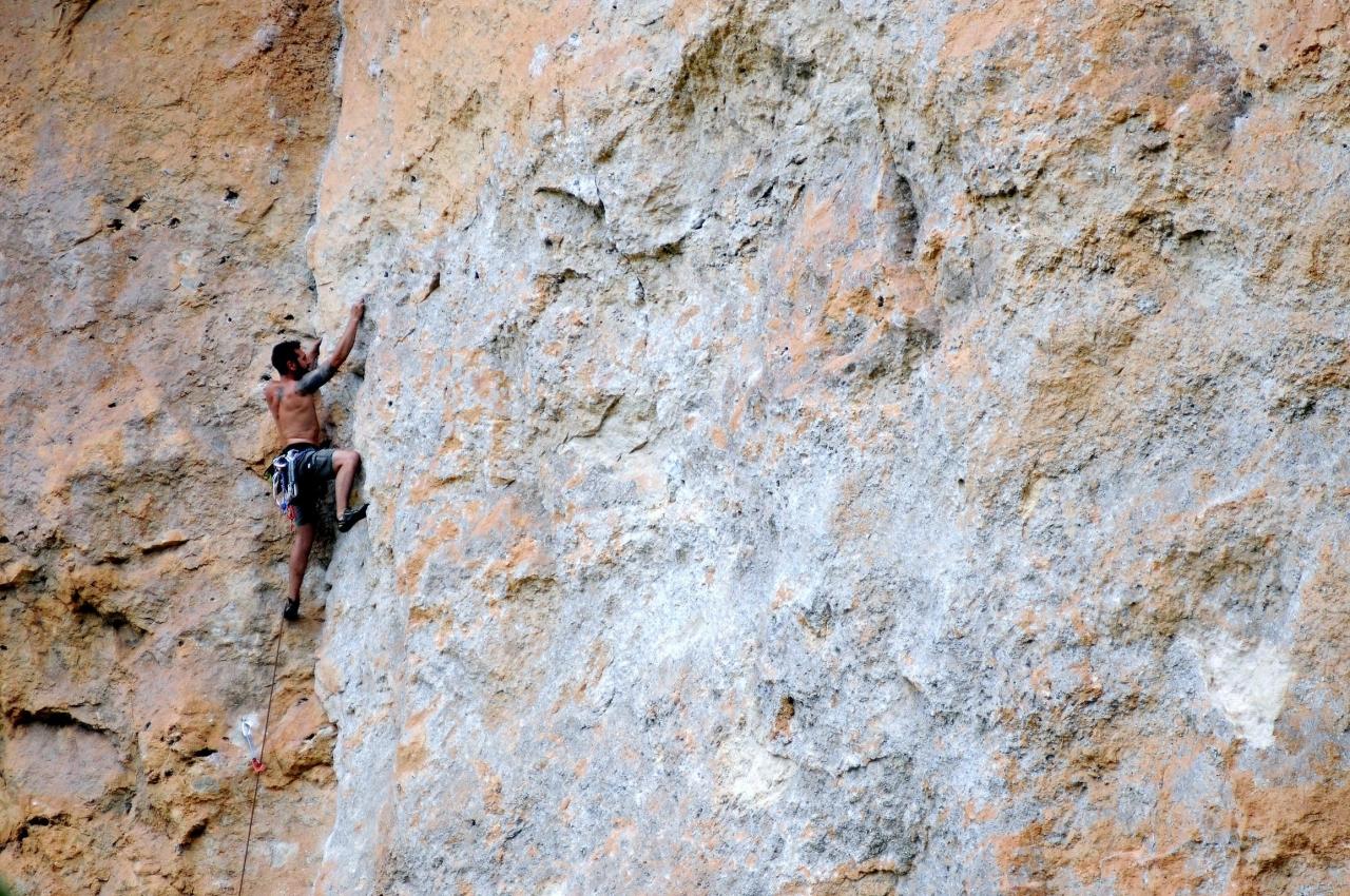 A picture from Barranco del Fin del Mundo by Tato Santiago