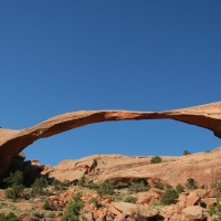 Arches National Park by Wulfran Quairel
