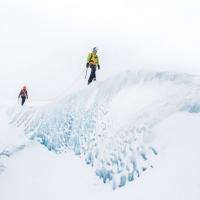 Glacier d\'Argentière by Petzl