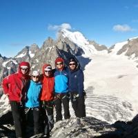 Glacier Blanc by Al Line
