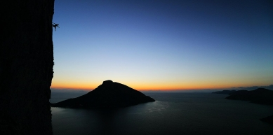 A picture from Kalymnos by Adam Kokot