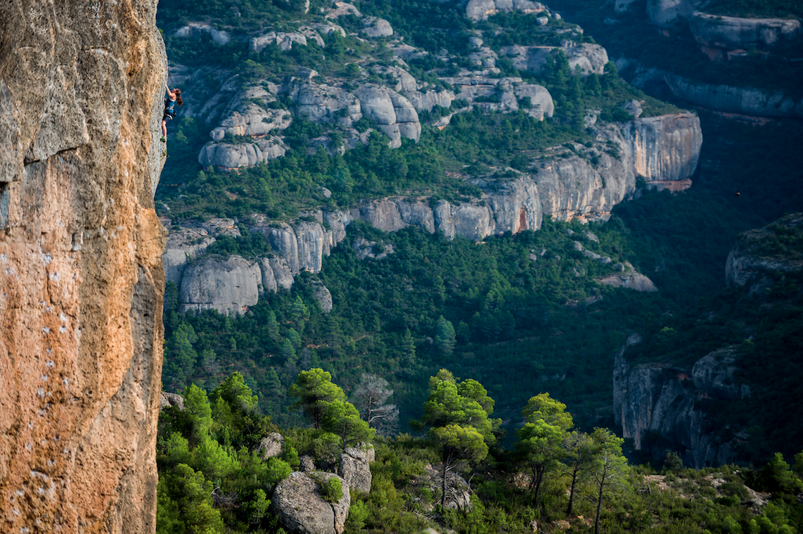 A picture from Margalef by Simond