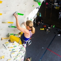 Metalmark Climbing + Fitness by Michelle Johnson