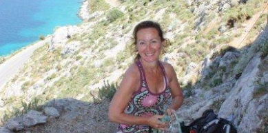 A picture from Kalymnos by Anja Smit