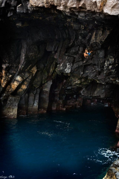 A picture from madeira deep whater solo by Peter Silva