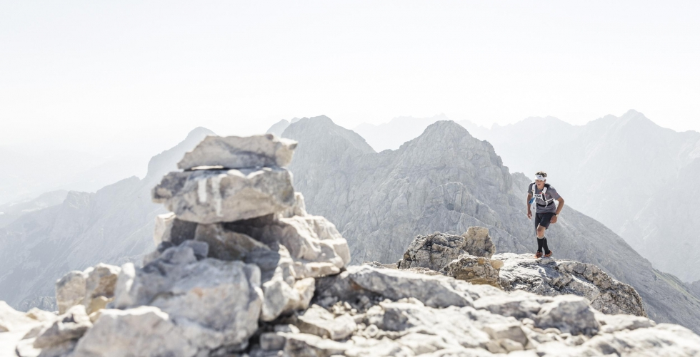 Watzmann - Zugspitze NonStop in Zugspitze